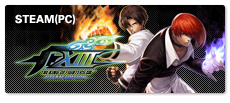 バナー:THE KING OF FIGHTERS XIII STEAM EDITION