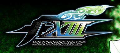 THE KING OF FIGHTERS XIII オフィシャルブログ