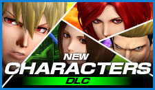 DLC characters
