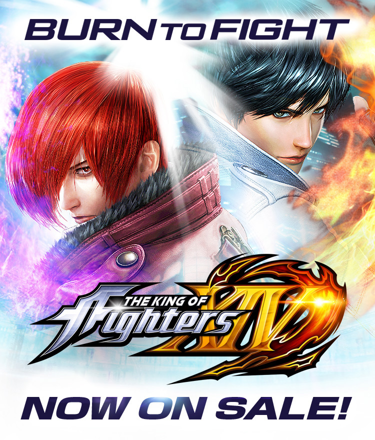 THE KING OF FIGHTERS XIV | PlayStation®4 | SNK