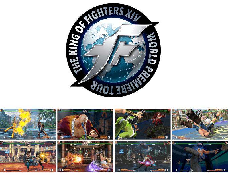 the king of fighters xiv playstation 4 snk