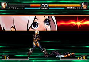 la historia de King of Fighters