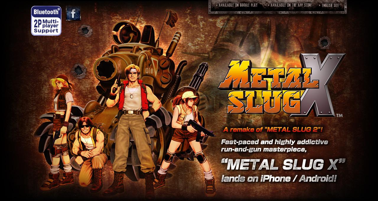 Game Metal Slug Free Download