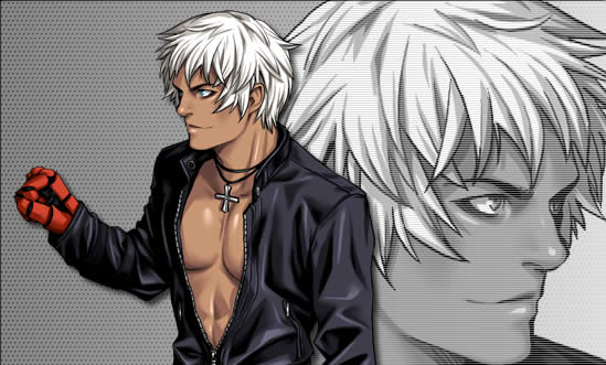 ��������� k the king of fighters neowave