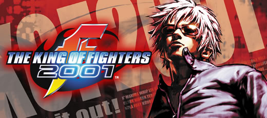 THE KING OF FIGHTERS2001